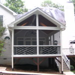 Screened Porches Raleigh NC