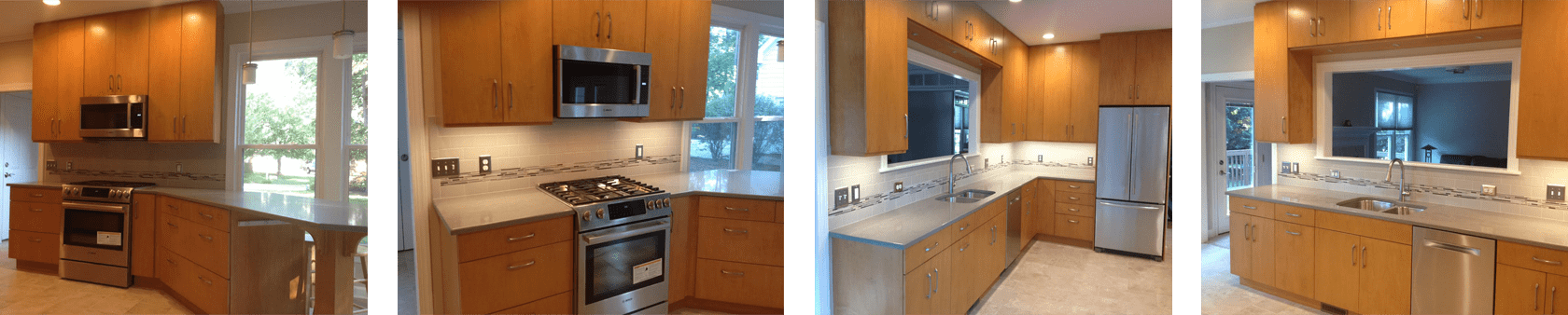 Fully Remodeled Cary Kitchen